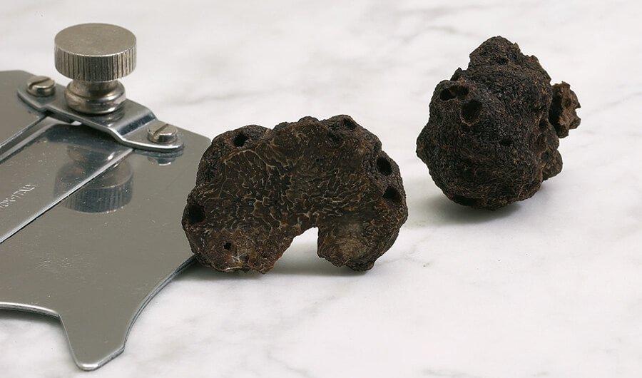 Black truffle in cuisine