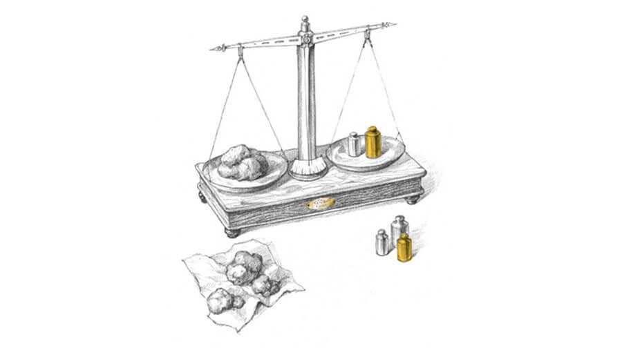 Come scegliere il tartufo